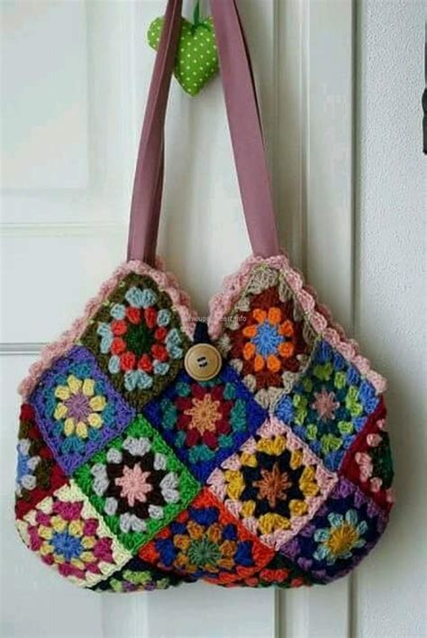 crochet project bag pattern 50 crochet bag patterns upcycle art