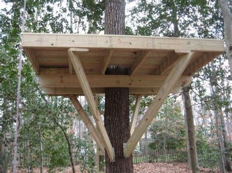 tree house plans free treeless tree house plans images frompo