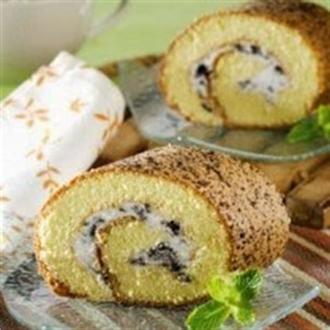 membuat kue bolu oreo resep roti bolu gulung oreo kumpulan resep masakan