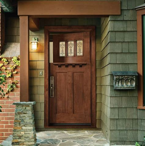 Hardwood Front Door 12 Ideas For House Doors House House