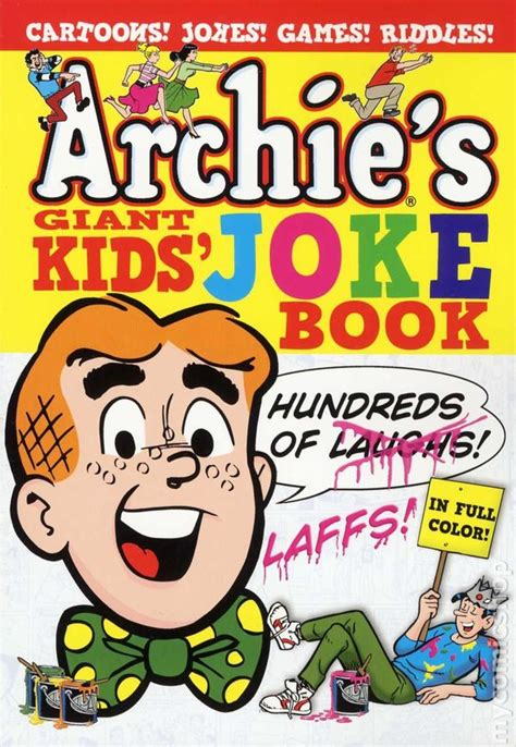 archie s coloring book books archie s joke book tpb 2012 archie digest