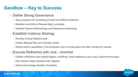 salesforce sandbox templates salesforce sandbox templates salesforce email salesforce sandbox management