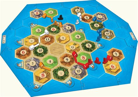 Catan Explorers And Expansion Board catan seafarers expansion catan