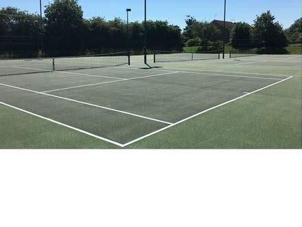 facilities  delta tennis centre swindon