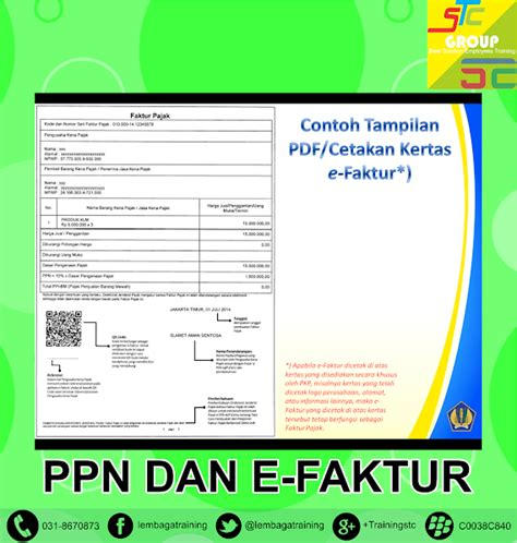 tutorial upload e faktur training pelatihan ppn dan e faktur pt surabaya