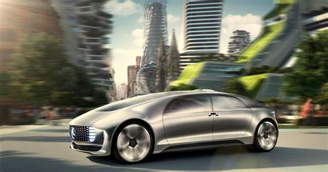 ces 2015 mercedes f015 luxury in motion ny daily news