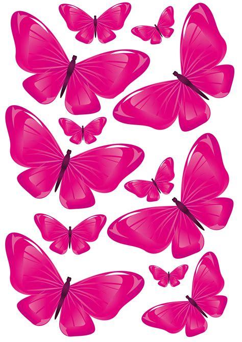 imagenes de mariposas a color mariposas para decorar la pared con forma de coraz 243 n