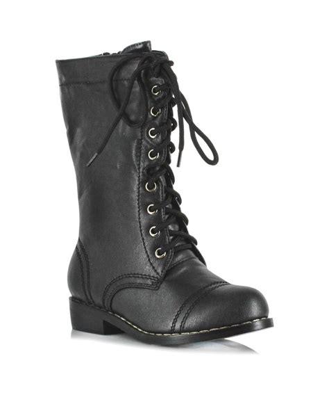 combat boots shoes costume shoes