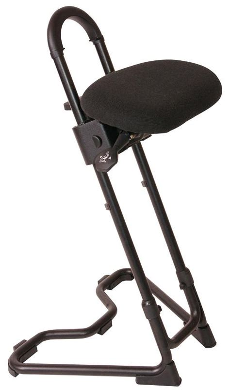 sit stand chair stool steybil sit stand stool by mey chair systems ergocanada
