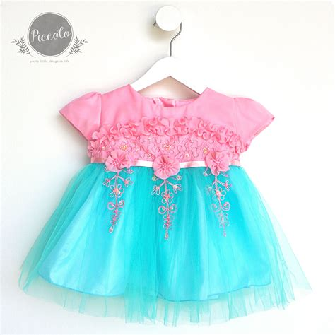 Keranjang Pakaian Bayi jual beli baju bayi perempuan tutu dress anak dress bayi