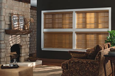 Wood Blinds   Drapery Connection