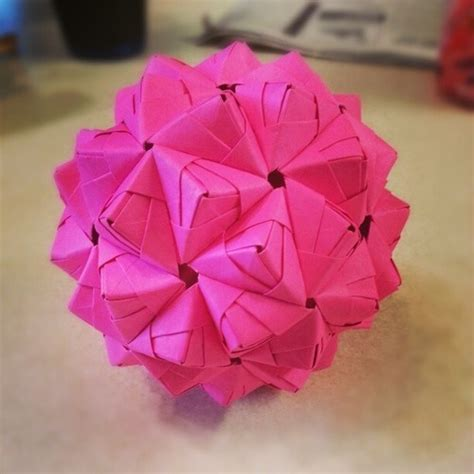 Stellated Icosahedron Origami - 17 best images about paper folding and drawing on