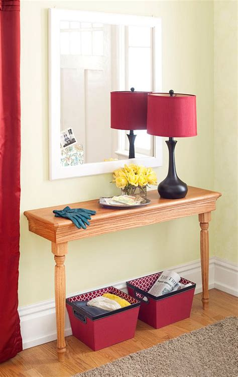 Narrow Entry Table Entryway Console Table Memes