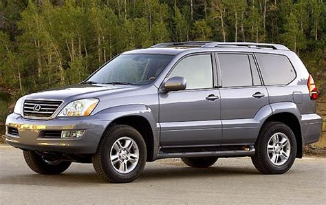 lexus crossover 2008 used 2008 lexus gx 470 suv pricing for sale edmunds