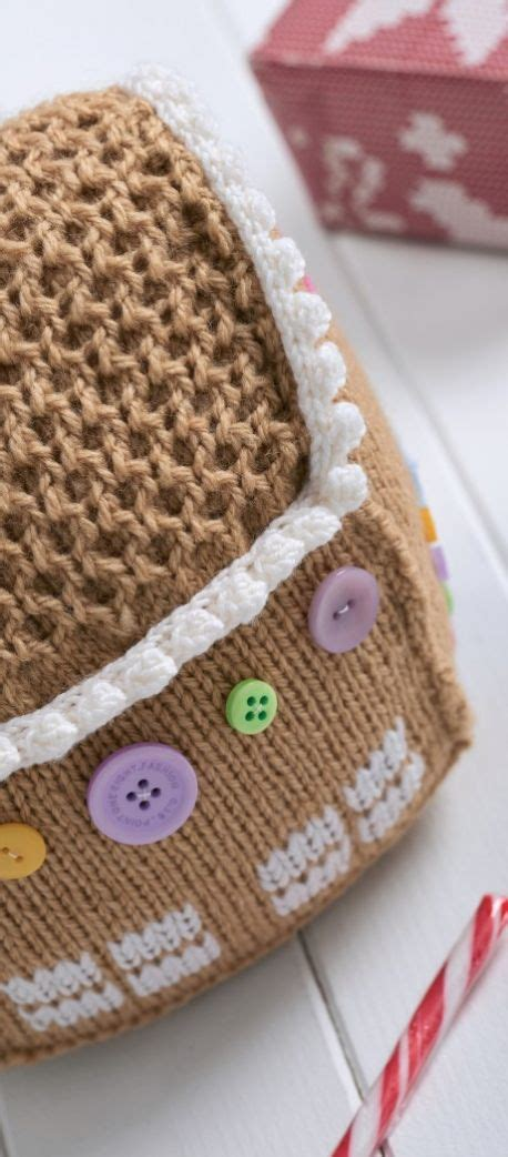 knitting pattern gingerbread house gingerbread house free knitting pattern knitting bee
