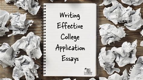 College Application Essay Writing Workshop should essay college admissions