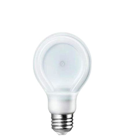 Led Light Bulb Home Depot Philips Slimstyle 60w Equivalent Daylight 5000k A19 Dimmable Led Light Bulb E 433235 The