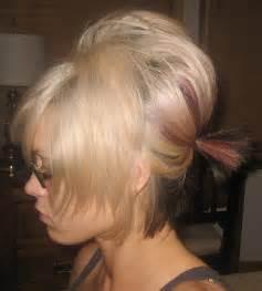 hairstyles bump bump hairstyles for short hair