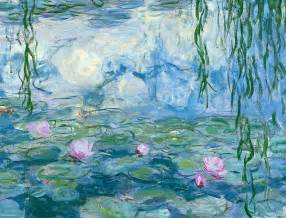Lily Pads For Ponds Waterlilies Painting By Claude Monet