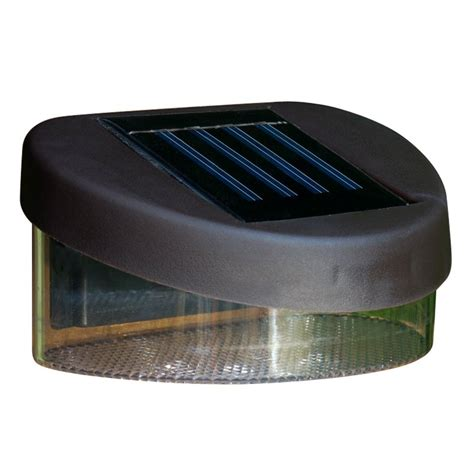 Solar Fence Post Cap Lights Garden Outdoor Decorations Solar Lights For Fence Post Cap