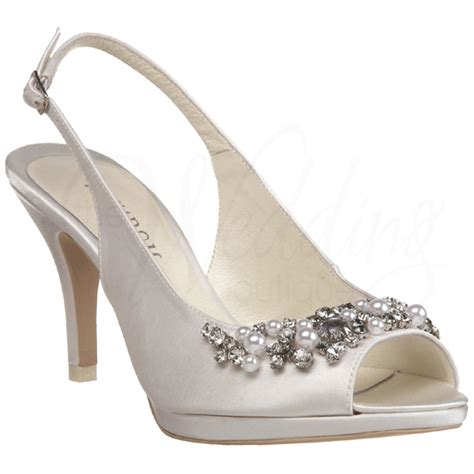 Wedding Shoes On Sale by Menbur Con 04205 Wedding Shoes Sale
