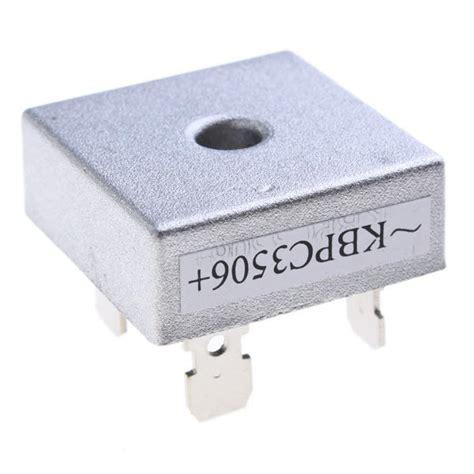 diodes redresseurs 5 ponts redresseurs monophas 233 35a 600v diodes convertisseur