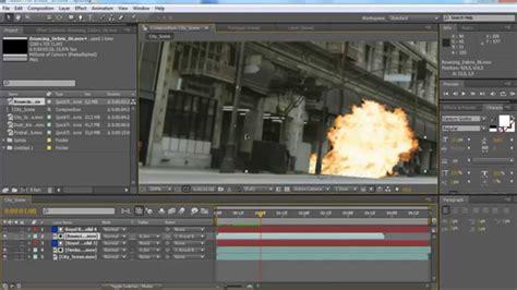 tutorial membuat video dengan after effect tutorial membuat efek ledakan dengan after effects youtube