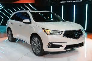 Acura Mdx Technology Package 2017 Acura Mdx Technology Package Car Wallpaper 2017
