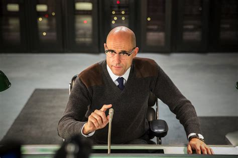 mark strong  lead  espionage thriller show deep state