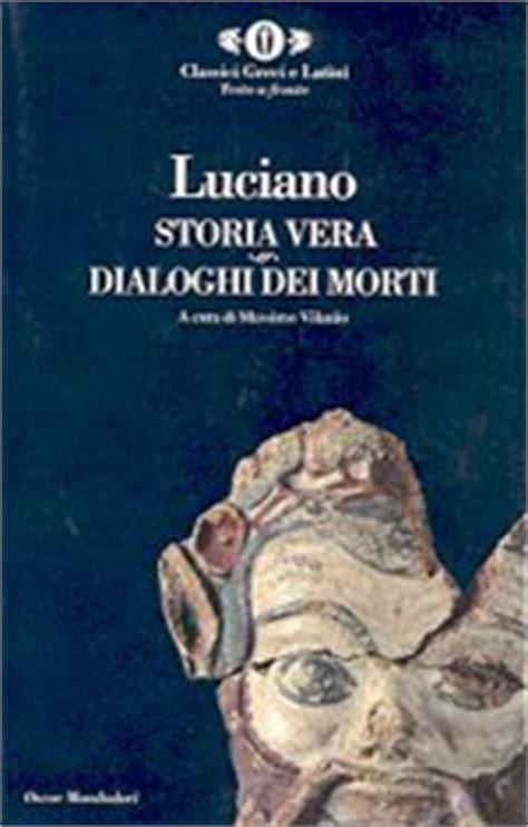 la libreria dei morti storia vera dialoghi dei morti luciano di samosata