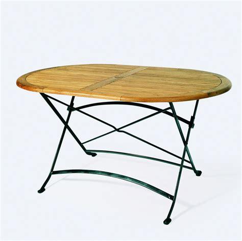 Gartenmöbel Tisch gartenm 227 bel tisch ausziehbar 496 gt gartentisch holz oval