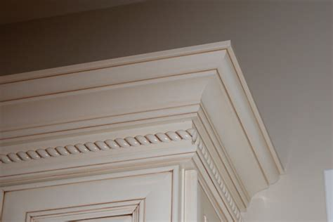 Kitchen Crown Molding Crown Molding Traditional Kitchen Denver By Cdk