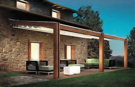 tende per pergolati in legno prezzi pergolati in legno per esterni foto design mag
