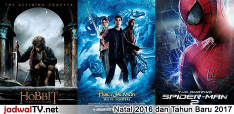 jadwal film natal dan tahun baru jadwal film perdana natal 2016 dan tahun baru 2017 jadwal tv