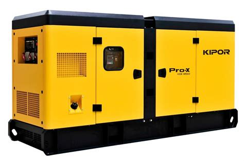 Genset Silent Kipor Kde 7000td diesel generators silent diesel generator kipor
