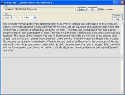 Download typing test tq free typing test 6 3