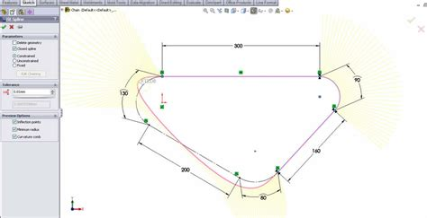 sketch driven pattern assembly solidworks one method of modeling a chain in solidworks