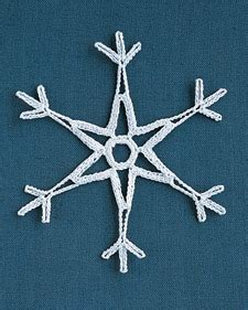 snowflake template martha stewart crochet snowflake stiffener only new crochet patterns