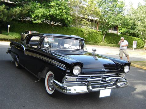 ford fairlane 1957 for sale 1957 ford fairlane 500 skyliner for sale classiccars