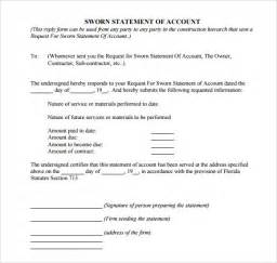 licensetobuild com free sworn statement template