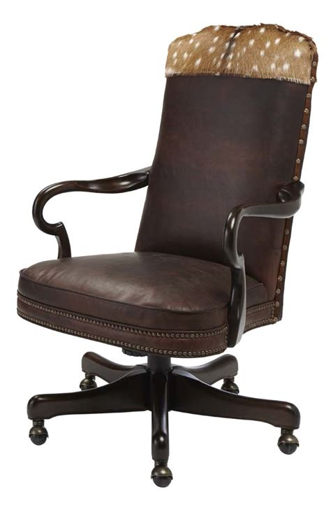 western sofas and chairs axis hide yoke office chair western office furniture