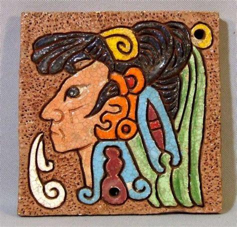 mayan crafts for arts and crafts mayan tile photos
