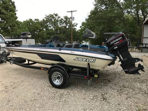 javelin bass boat 1995 javelin bass boat for sale