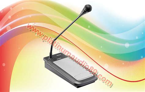 Harga Mega Distortion bosch mic lbb 1950 all call station paging platinum