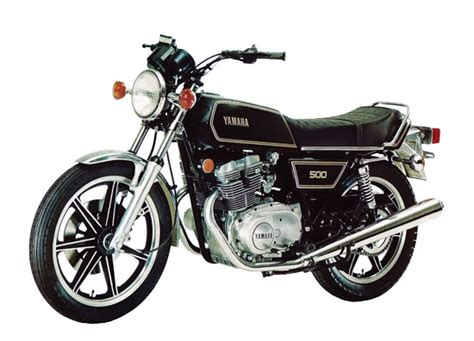 Japan Classic Motorrad by Half Liter Holdout 1978 Yamaha Xs500e Classic Japanese