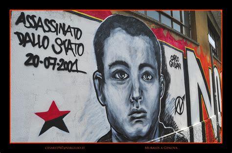 caso giuliani carlo giuliani nuova condanna per offese al giovane morto