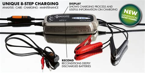 ctek battery charger nz authorised dealer performance