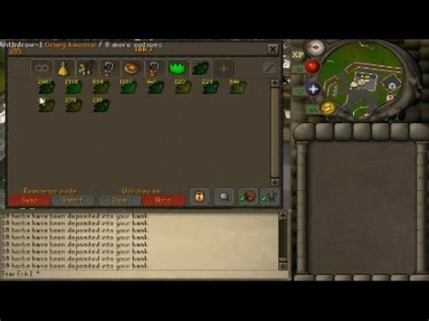 herb boxes osrs building a 10hp gmauler doovi