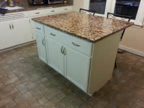 Making A Kitchen Island by Pics Photos Make Your Own Kitchen Island The Inspired Room