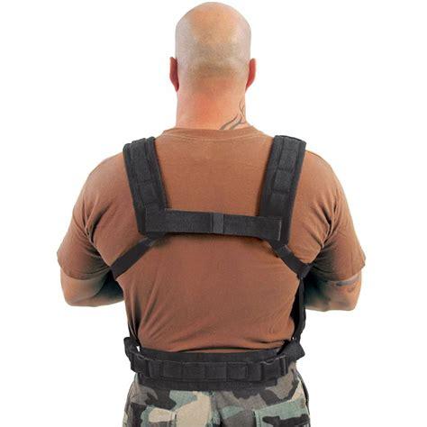 chest harness s t r i k e 174 commando recon chest harness blackhawk